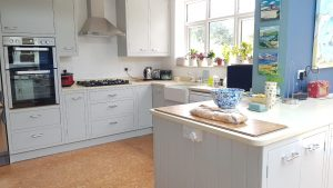 Seaside Victorian Terrace Inframe Kitchen | Brighton & Hove