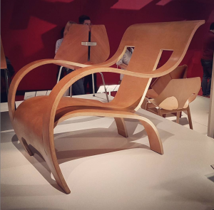 Iconic Design | Plywood Chair